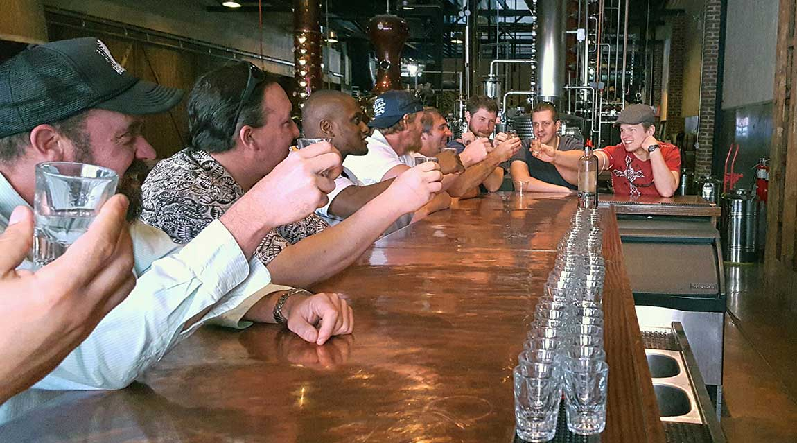 Why a Brewery Tour makes for a great Charleston Bachelor Party
