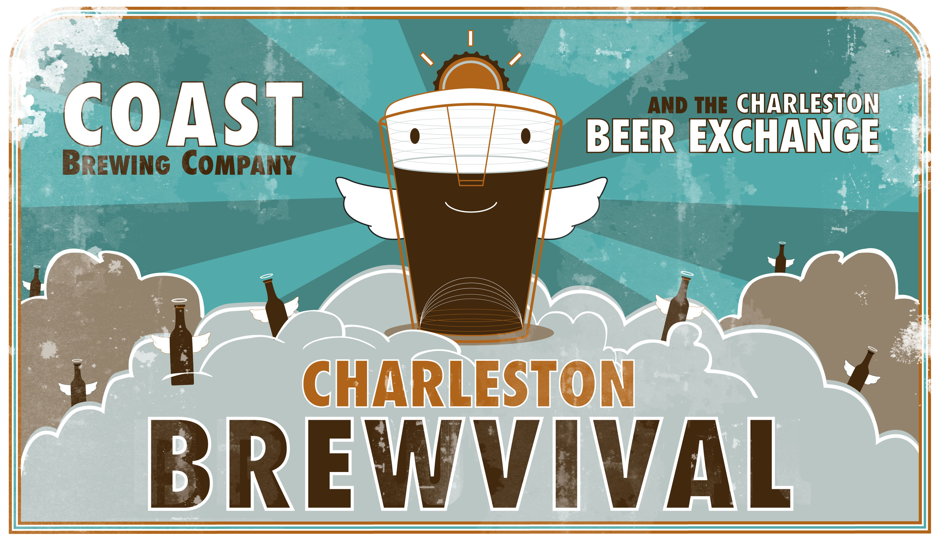 The Brewvival Festival is coming to Charleston in February