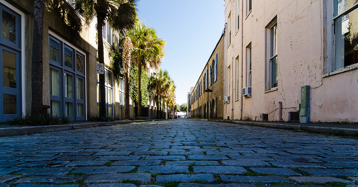 The History of Charleston's Cobblestone Streets
