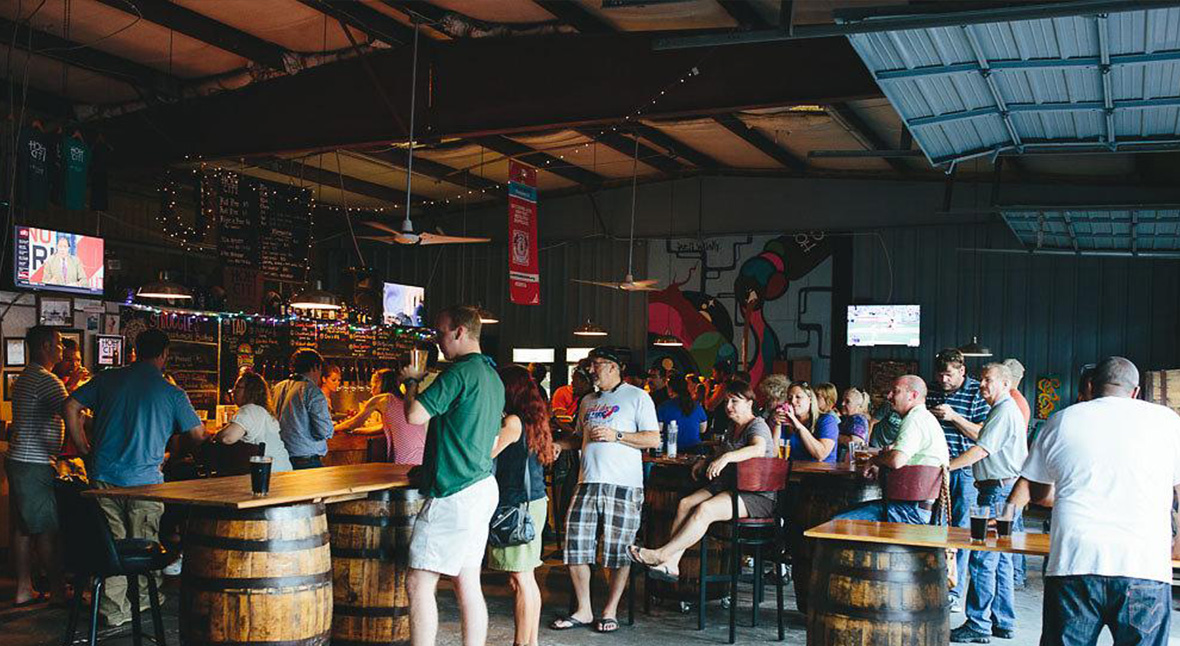 Craft Beer Is Blowing Up In Charleston