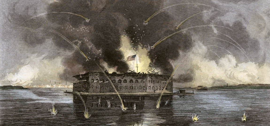 5 Facts about the Battle of Fort Sumter